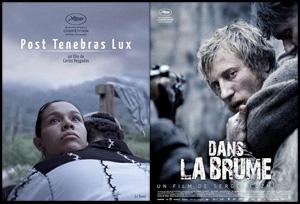 CANNES 65 - Clip e teaser: Post Tenebras Lux di Carlos Reygadas e Dans la brume di Sergei Loznitsa