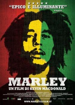Marley di Kevin MacDonald, il poster italiano