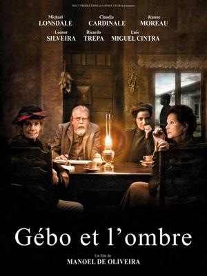 Il poster di GEBO ET L'OMBRE, di Manoel de Oliveira