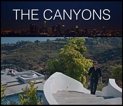 THE CANYONS, di Paul Schrader, scritto da Bret Easton Ellis