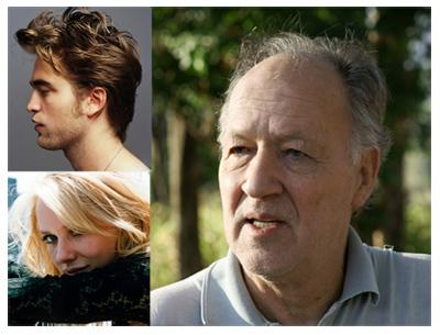 Robert Pattinson è Lawrence d'Arabia, Naomi Watts è Gertrude Bell - in un film di Werner Herzog