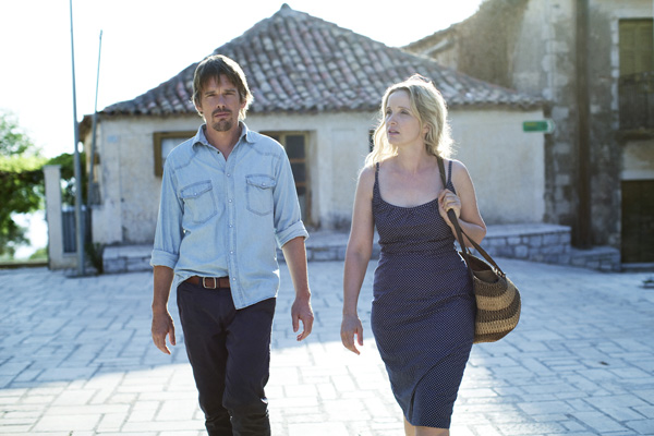 Before Midnight, la prima foto: Julie Delpy e Ethan Hawke attraverso il tempo per Richard Linklater