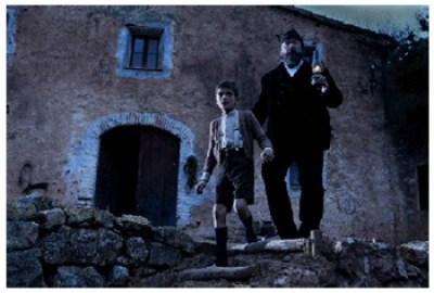 SITGES 2012: El Bosc, Òscar Aibar 2012