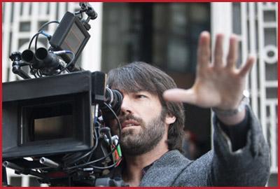 Ben Affleck regista sul set di ARGO