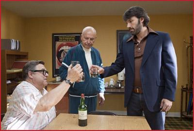 John Goodman, Alan Arkin, Ben Affleck in ARGO