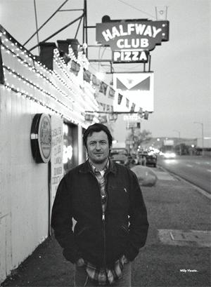 Willy Vlautin, autore del romanzo THE MOTEL LIFE