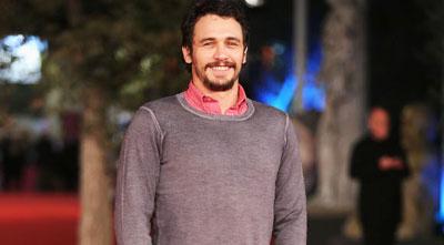 James Franco sul Red Carpet
