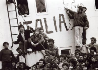 TORINO 30 - Anija/La nave, di Roland Sejko (TFFdoc)