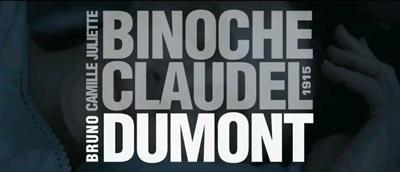Camille Claudel, 1915: il teaser del nuovo film di Bruno Dumont