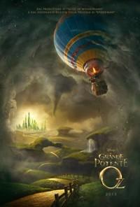 locandina Il grande e potente Oz