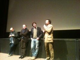 Roberto Ferrucci, Bernard Comment, Lorenzo Buccella e Carlo Chatrian introducono Requiem