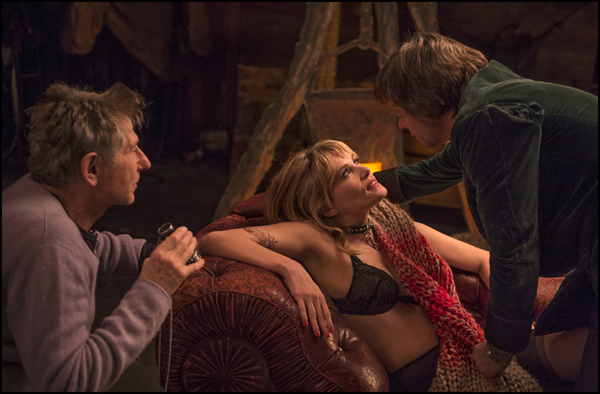 La Vénus à la fourrure di Roman Polanski: prima foto dal set