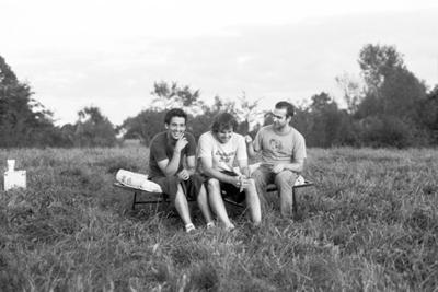 Josh Mond, Sean Durkin e Antonio Campos: Borderline Films