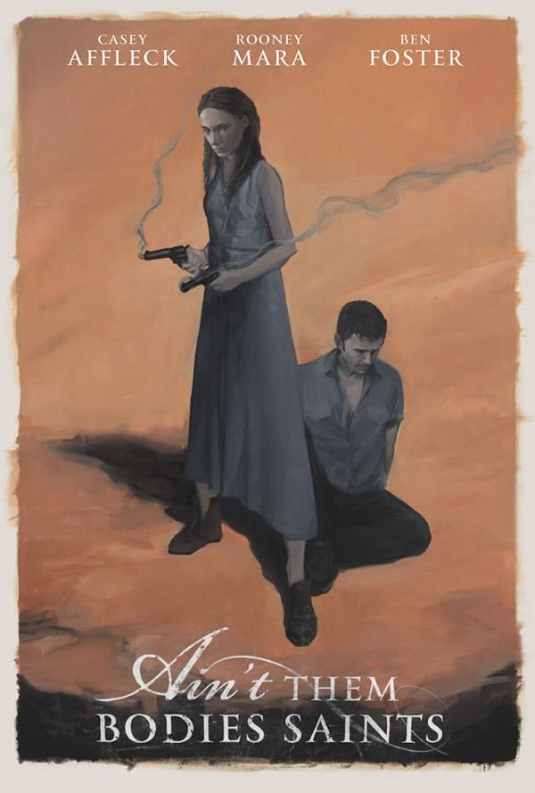 CANNES 66 - Ain't Them Bodies Saints, poster western, trailer e nuove foto