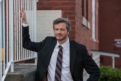 Colin Firth in Devil's Knot di Atom Egoyan, le prime foto