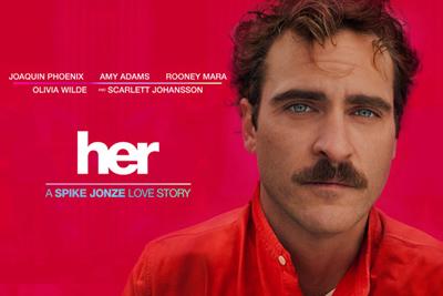Her: a Spike Jonze love story. Trailer, poster, foto