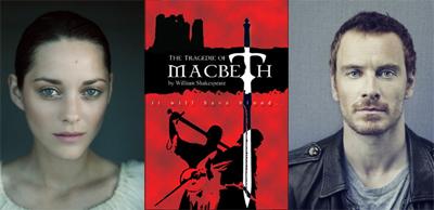 Marion Cotillard è Lady Macbeth, accanto a Michael Fassbender