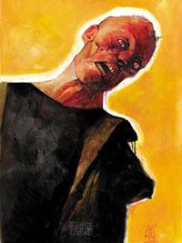 Empire of the Dead, illustrato da Alex Maleev, scritto da George Romero