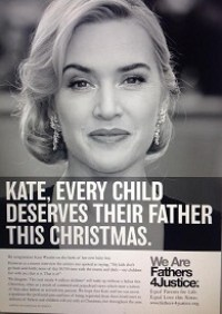 Father 4 Justice Vs Kate Winslet