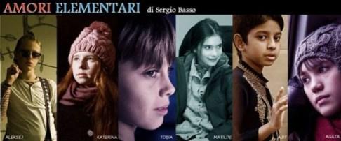 I protagonisti di Amori elementari, di Sergio Basso