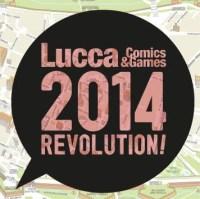 Lucca Comics 2014 Revolution