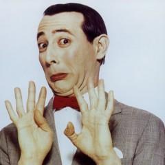 Pee-Wee Herman interpretato da Paul Reubens