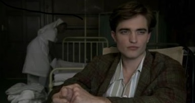 Robert Pattinson_The Haunted Airman