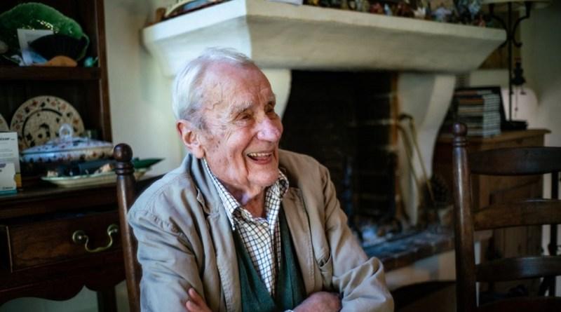 Addio a Christopher Tolkien