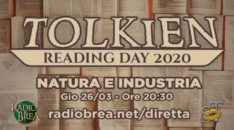 Tolkien Reading Day 2020