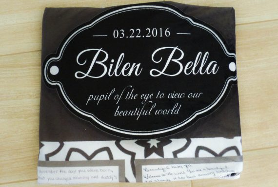 Bilen Bella Sentiment Blanket
