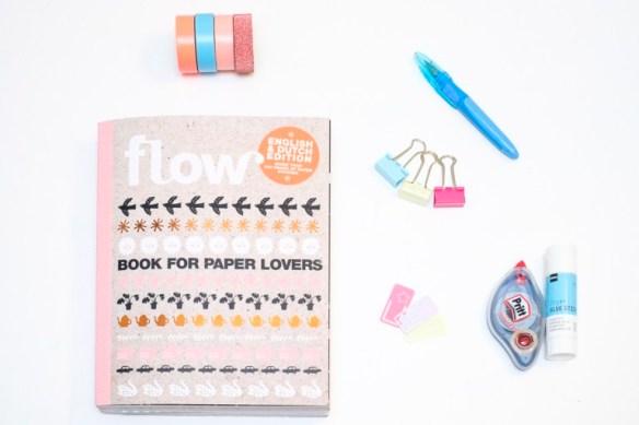 Mijn leven in foto's #72 -flow book for paper lovers
