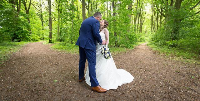 Een jaar getrouwd