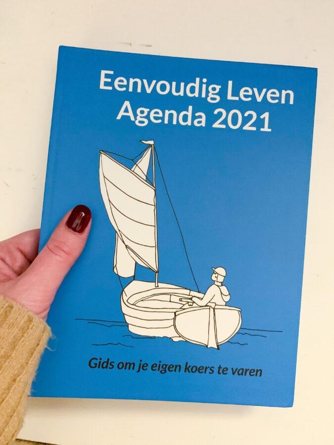 Mijn leven in foto's #132 - Eenvoudig Leven Agenda 2021