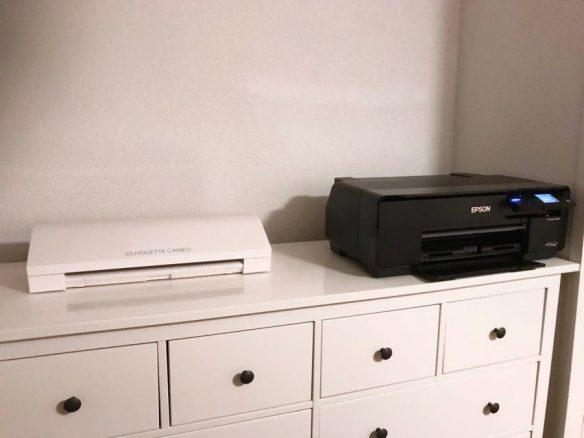 Mijn leven in foto's #99 - Epson SC-P600 Printer