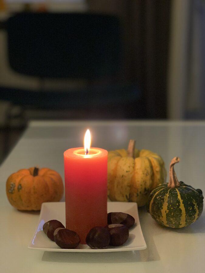 Mijn leven in foto's #130 - Herfstdecoratie