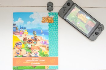 Animal Crossing: New Horizons - Official Companion Guide + GRATIS Dagelijkse todo checklist