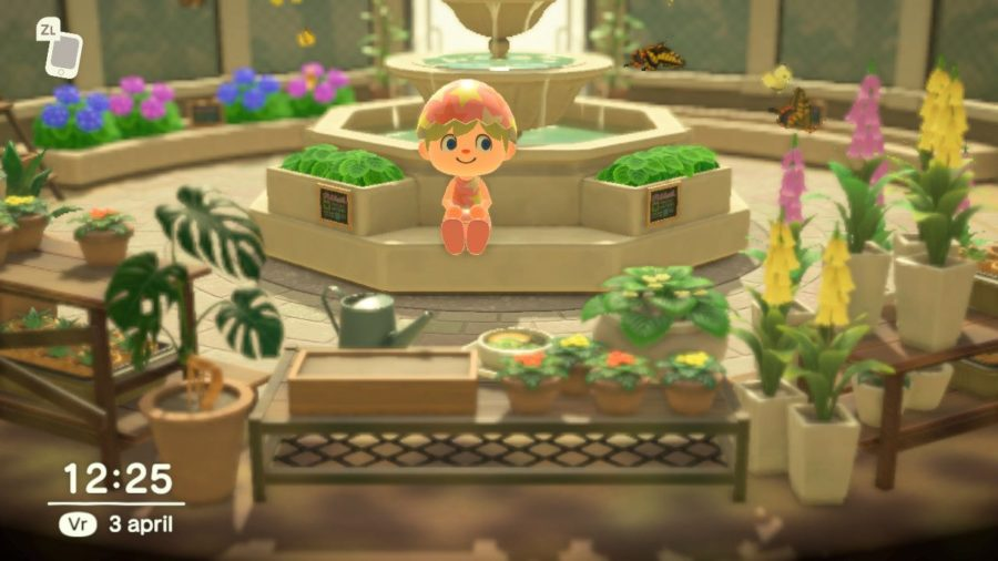 Animal Crossing - New Horizons - museum vlinders