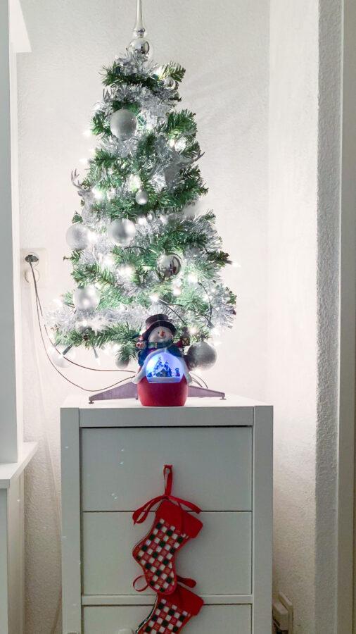 Mijn leven in foto's #134 -  Kerstboom en kerstsok