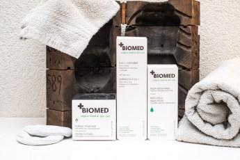 Biomed - Aqua Detox mask, 5-in-1 cleanser en Forget your age face cream