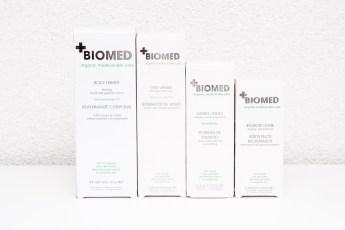 Biomed - Organic Medical Skin Care producten