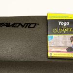 Ik ben begonnen met Yoga met Yoga voor Dummies