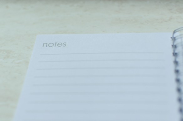 Hema to do notitieboekje