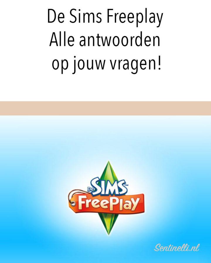 De Sims Freeplay Alle antwoorden op jouw vragen!