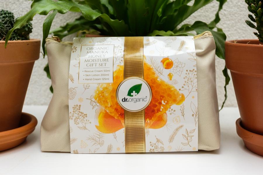 Dr. Organic Manuka Honey Gift Set - Het mooiste cadeau is een mooie huid!