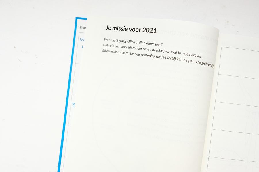 Eenvoudig Leven Agenda 2021 - Missie