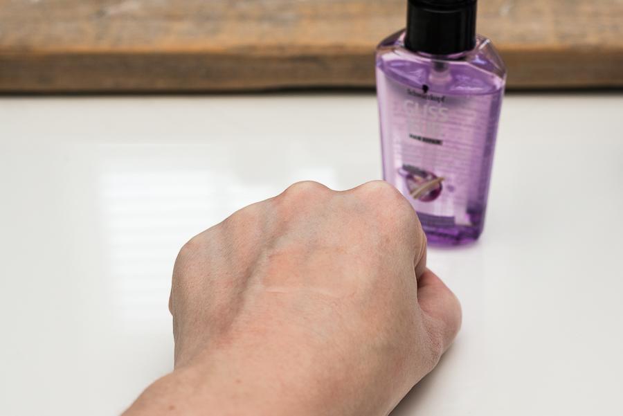 Gliss Kur Hair Repair Control & Anti-Frizz shampoo, conditioner en wonder serum