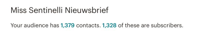 Hoe ik in augustus 1.095,38 Euro (+ 110,90 Euro aan barterdeals) verdiende met bloggen en werk als Virtual Assistant - MailChimp
