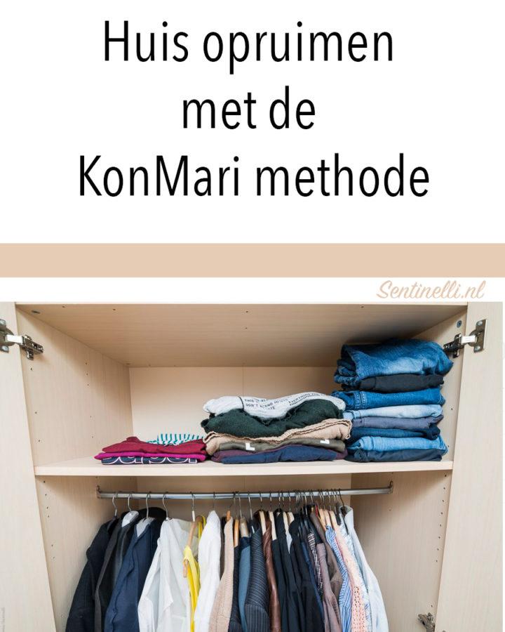 Huis opruimen met de KonMari methode