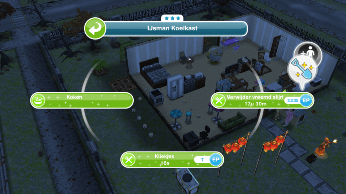 Missie walkthrough: Sims en de stad