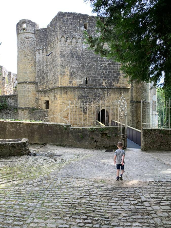 Onze vakantie in Luxemburg - Beaufort